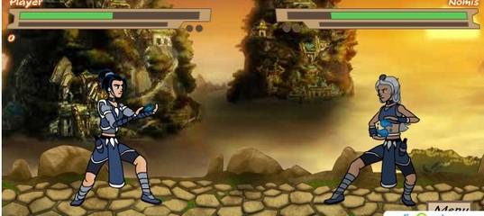 Игра Аватар Смертельные бои
