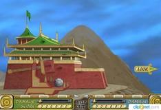 Игра Игра Аватар защищает крепость