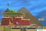 Игра Аватар защищает крепость