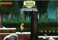 Игра Игра Шрек 4 Рождественское приключение