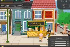 Игра Кофейня