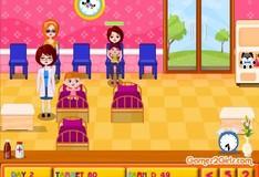 Игра Игра Уход за младенцами