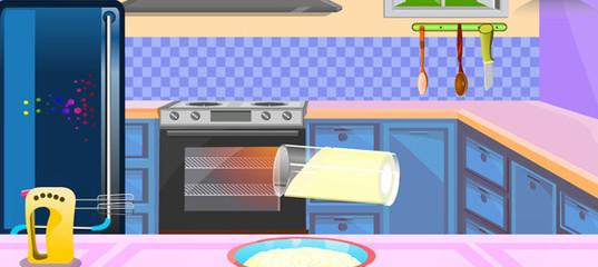 Игра Торт из шести цветов