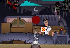 Игра Игра Бэтмен в кулачном тире