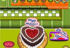 Игра Игра Готовим шоколадный торт