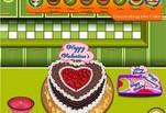 играйте в Игра Готовим шоколадный торт