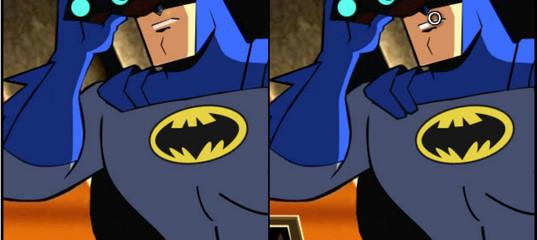 Игра Бэтмен Детектор