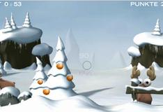 Игра Игра в снежки