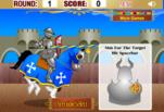 Играть бесплатно в Средневековая дуэль