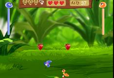 Игра Сбор клубничного урожая