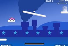 Игра Игра Аэротачки : Ракета автомобиль 2