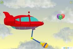 Игра Игра Маленькие Эйнштейны Ракета и воздушные шары в день рождения