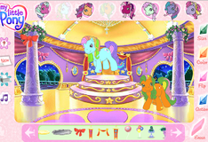 Игра Игра Пони устраивают бал