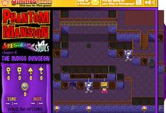 Игра Замок с приведениями 6