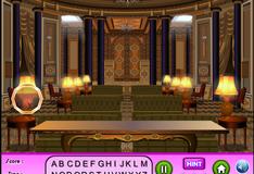 Игра Спрятанные буквы в замке
