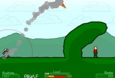 Игра Игра Человек Ракета