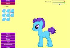Игра Май Литл Пони: Создай пони