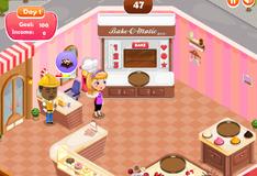 Игра Пекарня Бетти