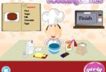 играйте в Приготовление торта