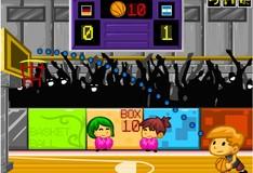 Игра Игра Герои юношеского баскетбола