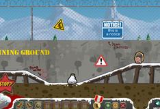 Конфликт на северном полюсе