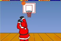 Игра Игра Баскетбол Санта