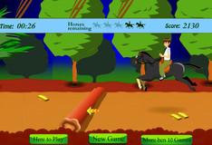 Игра Игра Бен 10: Лошадь