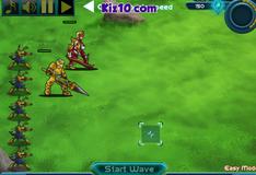Игра Конфликт роботов
