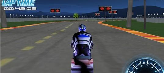 Игра Мото GP2