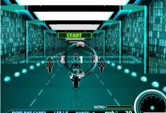 Игра Игра 3Д Неоновые гонки 2