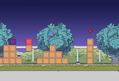 Игра Игра Пиксельные прыжки