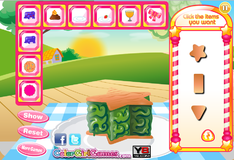 Игра Печенье с мороженым