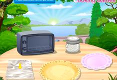 Ореховый пирог и готовим другую еду