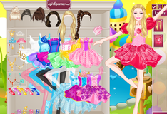 Игра Барби балерина