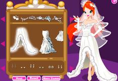 Игра Игра Винкс Блум выходит замуж
