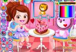 Играть бесплатно в Игра Малышка Хейзел Одевалка на День Святого Валентина