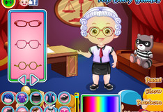 Игра Игра Малышка Хейзел: Одежда юриста