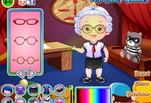 Играть бесплатно в Игра Малышка Хейзел Одежда юриста
