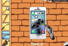 Игра Разбей iPhone