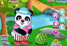 Игра Игра Симпатичная панда