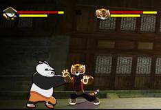Игра Игра Кунг-фу панда: геройская битва