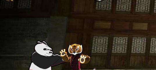 Игра Кунг-фу панда: геройская битва