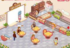 Игра Игра Ресторанный бизнес