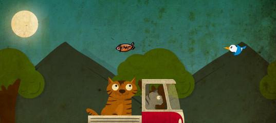 Игра Инди кот