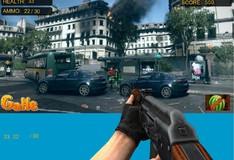 Игра Игра Великая кража: стрелок