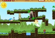 Игра Игра Лесные Приключения Марио