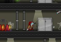 Игра Ниндзя спасает заложников