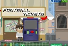 Игра Игра Билет на футбольный матч
