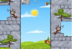 Игра Прыгающий человечек