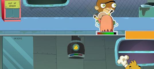 Игра Космо мартышки: Бизнес